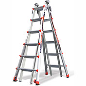 Little Giant Aluminum Revolution Multi-Use Extension Ladder, Type 1A - 12026