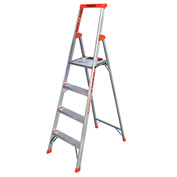 Little Giant® Flip-N-Lite Aluminum Platform Step Ladder - 6' - 15270-001