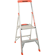 Little Giant® Flip-N-Lite Aluminum Platform Step Ladder - 4' - 15272-001
