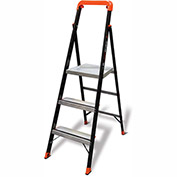 Little Giant Fiberglass Airwing Step Ladder, 5' Type 1AA - 15285-001