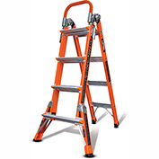 Little Giant Fiberglass Combo SXE Step Ladder, 5' Type 1AA - 15295-001