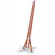 Little Giant SumoStance 3.0 Fiberglass Extension Ladder W/ Posts/Claw, 40' Type 1A - 15686-258