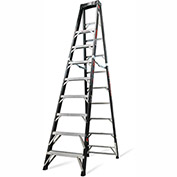 Little Giant Fiberglass SafeFrame Step Ladder, 10' Type 1AA - 15770-001