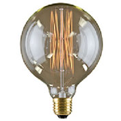 Luminance L5168 60W MB G40 Amber Bulb 19 Anchors