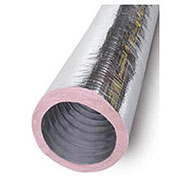M-Kc Thermaflex Flexible Hvac Duct - 6 Inch Diameter R4.2