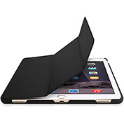 "Macally Protective Case & Stand for iPad Pro 9.7"" & iPad Air 2, Black"