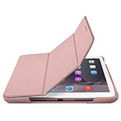 "Macally Protective Case & Stand for iPad Pro 9.7"" & iPad Air 2, Rose Gold"
