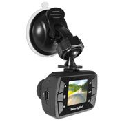Micro HD Car Camera Recorder with Impact Sensor, Black, CARCAMMICRO