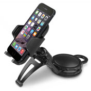 Macally Fully Adjustable Car Dash Mount for GPS & Smartphones