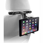 Macally Adjustable Car Seat Head Rest Mount & Holder for Tablet
