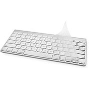 Macally Protective Keyboard Cover for Mac & MacBook Keyboards, Clear