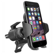 Macally Fully Adjustable Car Vent Mount for GPS & Smartphones