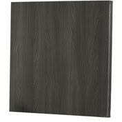 Mayline® Brighton Series Visual Presentation Board Gray Steel