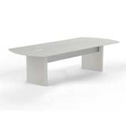 Mayline® 10' Conference Table - Textured Sea Salt - Medina Series