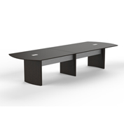 Mayline® 12' Conference Table - Mocha - Medina Series
