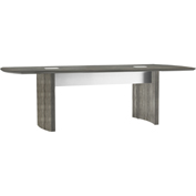 Mayline® 8' Conference Table - Gray Steel - Medina Series