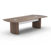 Mayline® 8' Conference Table - Textured Brown Sugar - Medina Series