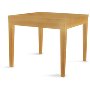 "Mayline® End Table - 48"" - Maple - Luminary Series"