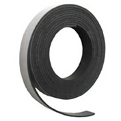 "Magna Visual® Magnetic Strip With Adhesive, 84""W x 1/2""H"
