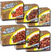 Mayday Heater Meals Assorted Case, FB-98010CS, 9 oz/Meal, 12/Case
