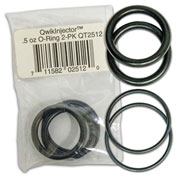 QwikInjector® QT2512 Replacement O-Rings For .5 Oz Injector Tool