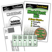 QwikTreat™ Mold Test Kit QT4200