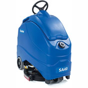 "Clarke® S40 20D 20"" Stand on Automatic Scrubber, 208 Ah wet batteries - 56104484"