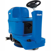 "Clarke® RA40 20D 20"" Rider Automatic Scrubber, 140 Ah maint-free batteries - 56384074"