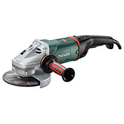 "Metabo® W24-180 MVT 7"" Angle Grinder 15 Amps, 8,500 RPM"