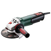 "Metabo® WEP15-150 Quick 6"" Angle Grinder 1550 Watt, 13.5 Amp, 9,600 RPM"