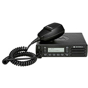 Motorola CM200d Series Two-Way Radio, 25 Watt, 16 Channel, Digital Numeric, UHF, CM200d-HK2098