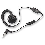 Motorola CLP1060 Swivel Earpiece With In-line Microphone, HKLN4513A