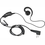 Motorola Lightweight Swivel Earpiece with In-line PTT Mic - HKLN4604