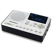 Motorola Safe and Sound Desktop Weather Alert Radio - MWR839