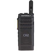 Motorola SL300 Series Two-Way Radio, 2-3 Watt, 99 Channel, Analog, VHF, SL300-HK2089