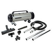 MetroVac Professional Evolution 2-Speed Full-Size Canister Vacuum - ADM4SNBF