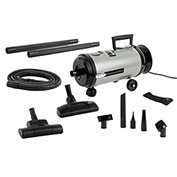 MetroVac Professional Evolution Compact Canister Vacuum - OV4SNBF-200C