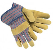 Grain Leather Palm Gloves, Memphis Glove 1950L, 12-Pair