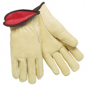 Insulated Drivers Gloves, Memphis Glove 3250l, 12-Pair