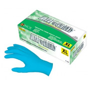 Disposable Nitrile Gloves, MEMPHIS GLOVE 6025L, Box of 50