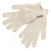Multi-Purpose String Knit Gloves, Memphis Glove 9506MM, 12-Pair