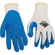 Premium Latex Coated String Gloves, Memphis Glove 9680s, 1-Pair