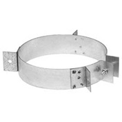 """Metal-Fab CorrGuard® Guy Ring, 5CGGR, 5"""" Dia, S/S, Double Wall"""