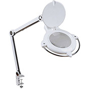 UV & LED Magnifying Task Lamp, 5-Diopter
