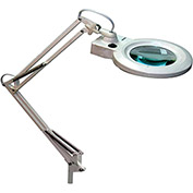 Magnifying Task Lamp, White, 3-Diopter & 5-Diopter