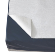 "Medline NON23339 Disposable Drape Sheets, 40"" x 48"", White, 100/Carton"