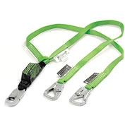 Miller BackBiter® Tie-Back Lanyard, 6-ft., 8798B/6FTGN