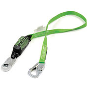 Miller BackBiter® Tie-Back Lanyard, 6-ft, 913B/6FTGN