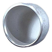 304 Ss Schedule 10 Cap 4 Butt-Weld Female - Pkg Qty 5