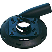 """Makita 195236-5 4.5""""-5"""" Dust Extraction Surface Grinding Shroud for Makita 4.5""""- 5"""" grinders"""